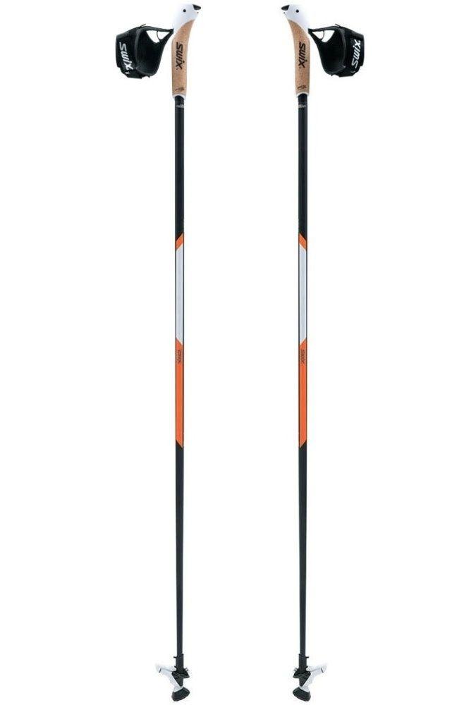 SWIX Nordic Walking Stöcke CT3 - JustClick / Twist&Go, 105cm