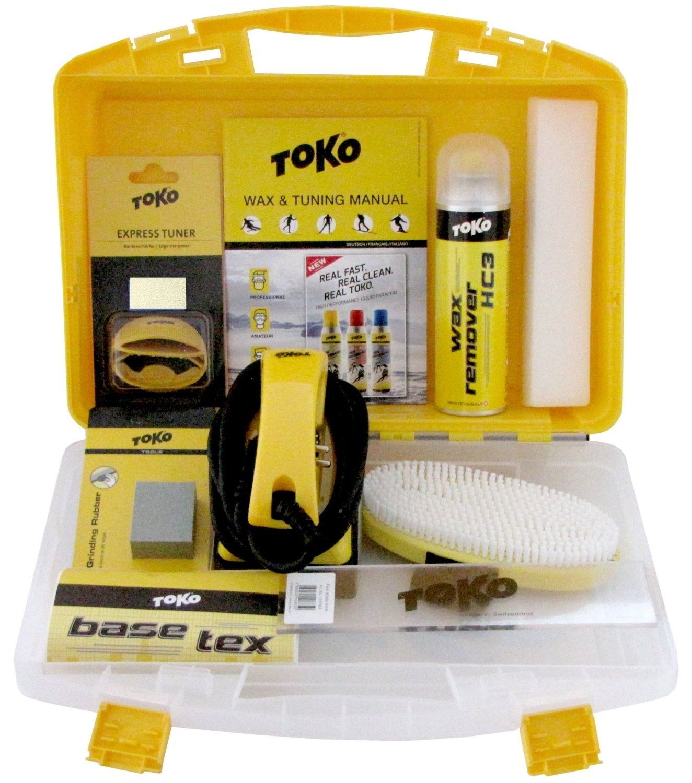"""TOKO Snowboard-Service-Set """"Wax Case Board"""""""