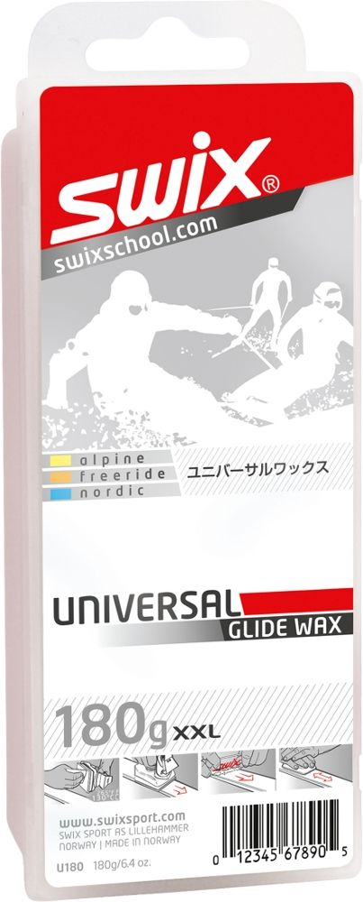 SWIX Easy Wax Universal - U180