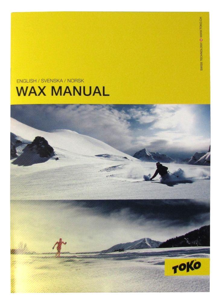 TOKO Wax Manual (English / Svenska / Norsk)