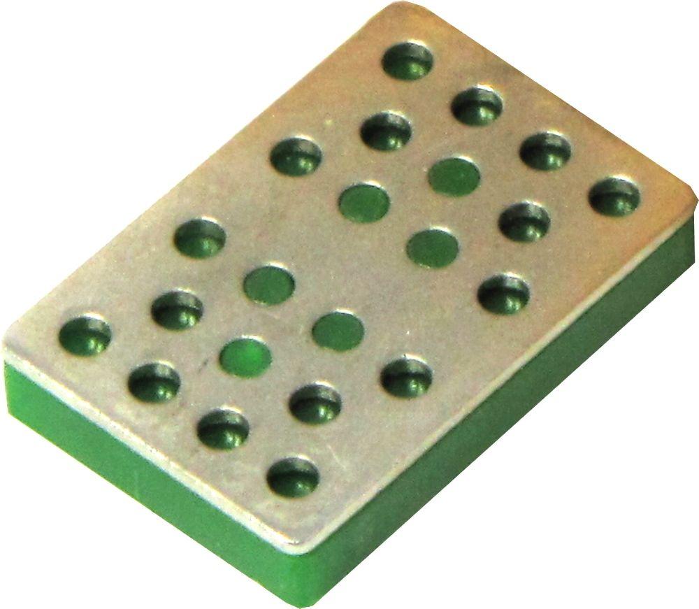 DiamantStar® Diamantfeilen - Segment 30 - grün / extra-fein