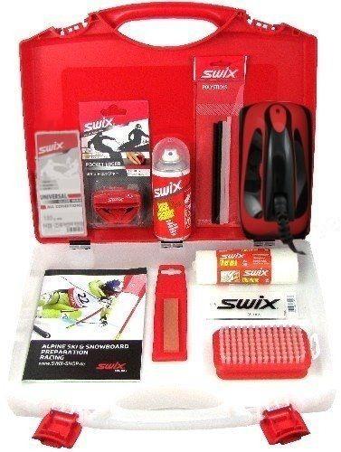 """SWIX Komplett-Set """"RED-BOX - Alpin"""""""