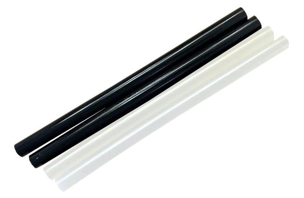 MARC® Belagreparatur-Gripsticks, schwarz-transparent (gemischt)