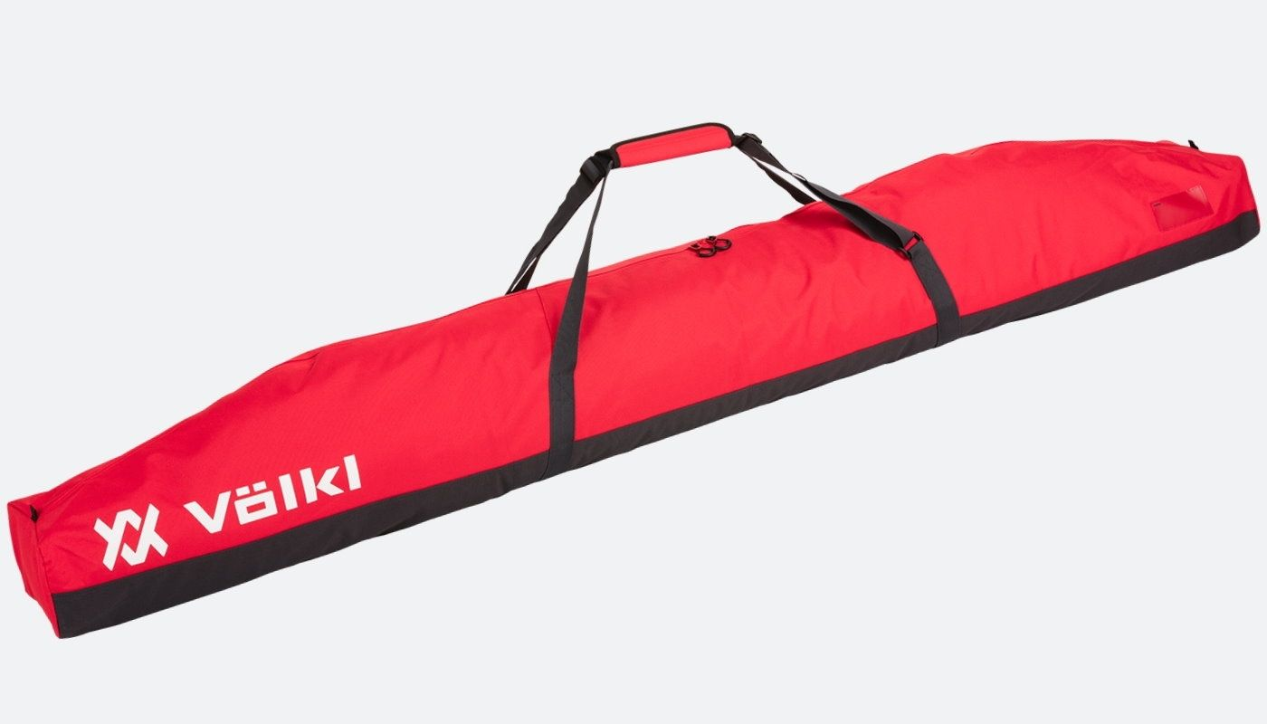 "Völkl Skitasche ""Race Single Ski Bag"", rot-grau - 175cm"