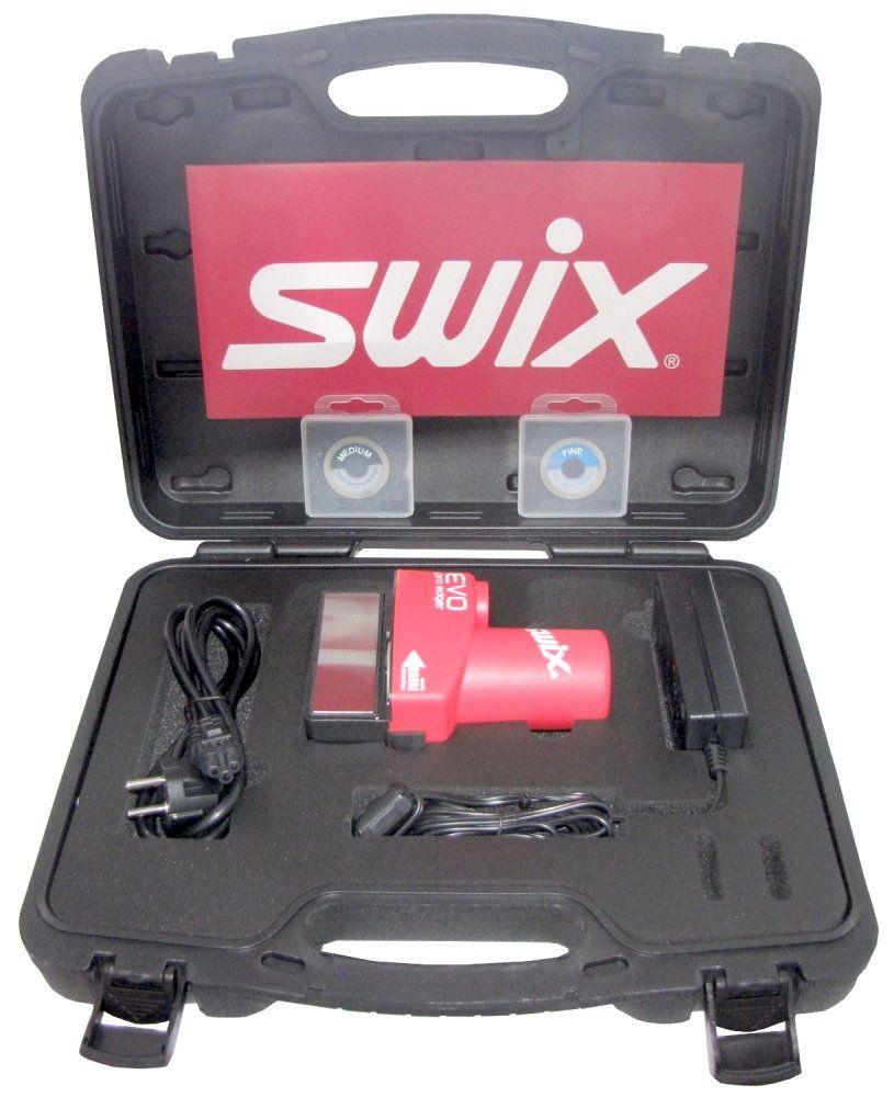 "SWIX Elektrisches Kantenschleifmaschinen-Set ""EVO Pro Edger Kit"" - 230V"
