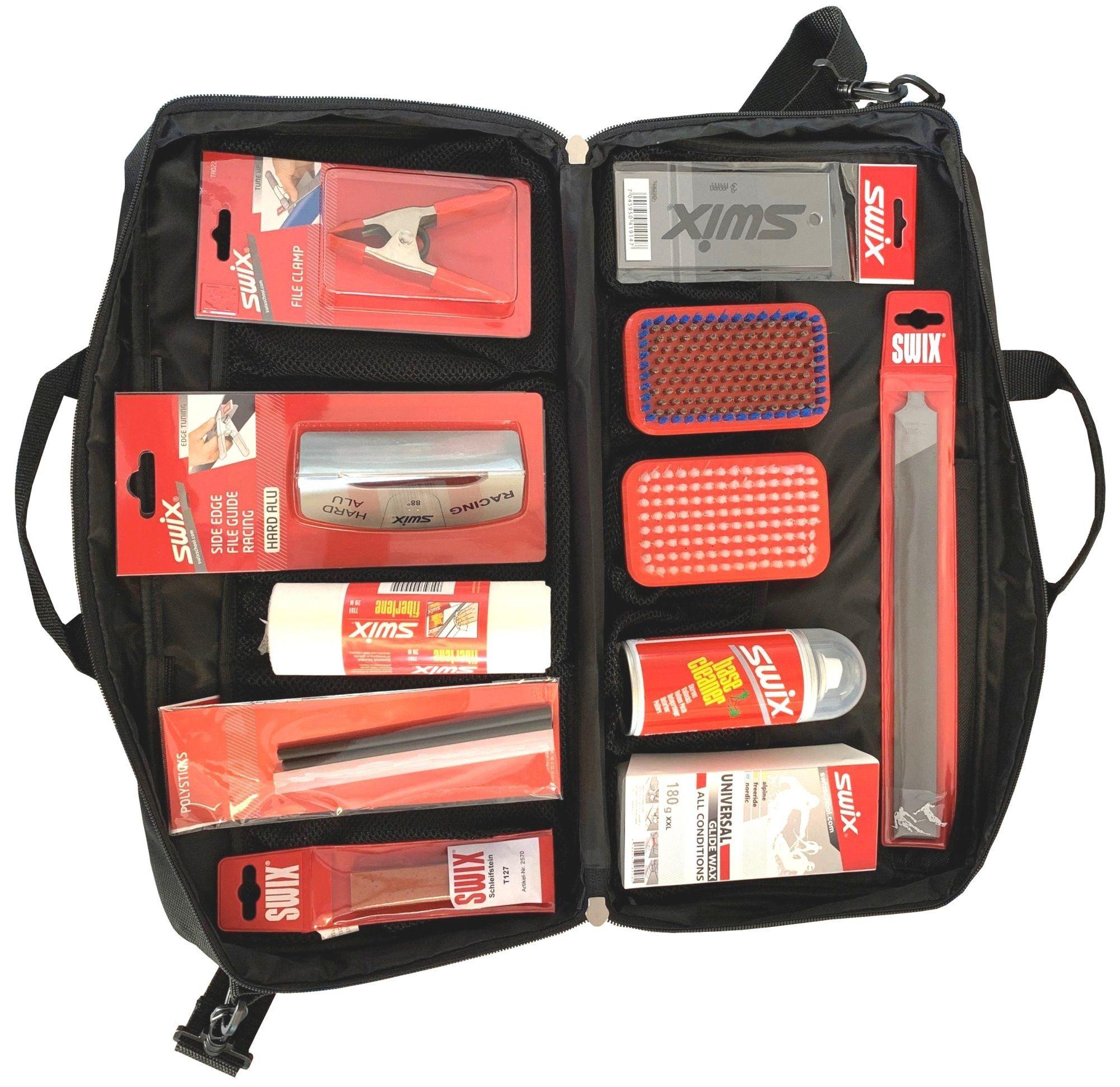 "SWIX Racing Service Bag Alpine ""T53"" - 12-teilig"